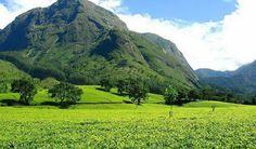 Mulanje mountain  in Malawi