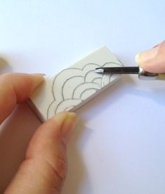 How to Carve Your Own Beautiful Stamps - Tuts+ Crafts & DIY Tutorial