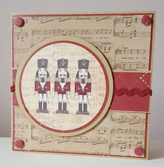 Craftwork Cards The Blog: Keep it Clean - Christmas Cheer Collection