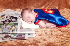superhero newborn pictures - Google Search