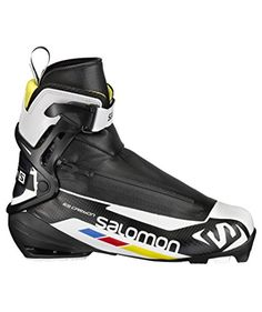 Salomon Mens RS Carbon Skate Boot One Color  UK 125 *** You can find more details by visiting the image link.