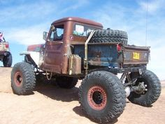Chris Shearer uploaded this image to 'Mobile Uploads'. See the album on Photobucket. Jeep Tj, Jeep Truck, Diesel Trucks, Pickup Trucks, Willys Wagon, Jeep Willys, Jeep Scout, Badass Jeep, Bug Out Vehicle