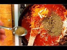 Bolognai spagetti ahogy én készítem :-) NEM, NEM AZ OLASZ VERZIÓ :-) :-) :-) :-) :-) - YouTube Spaghetti Bolognese, Spagetti, Bologna, The Creator, Beef, Youtube, Food, Meat, Essen
