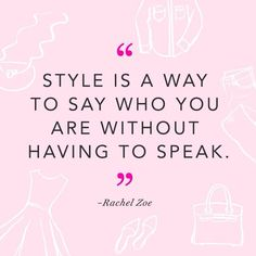Tag a friend whose outfits speak louder than words. #RueLaLa