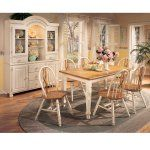 Cottage Retreat Rectangular Dining Set Roomsandthings.com
