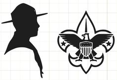 Free Boy Scout Printables for Scrapbooking and Card Making: Boy Scout Die Cut…