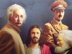 Monstros e gênios: as 10 pessoas mais influentes da História  http://controversia.com.br/2718