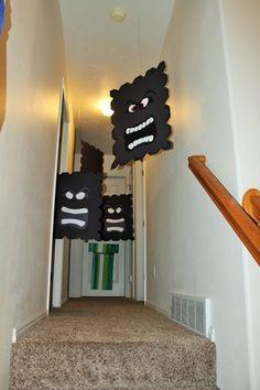 Mario decorations