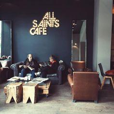 All Saints Café - The Morfi