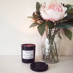 What's burning in your home today? I'm loving my Spiced Maple & Citrus soy candle on these winter days 💕 . Enjoy 36 hours burn time with… Australian Gifts, Winter Day, Wax Melts, Im In Love, Candle Making, Soy Candles, Glass Vase, Spices, Prints