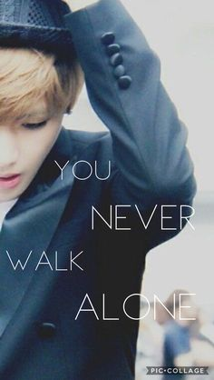 BTS- You Never Walk Alone Give credit if your repost.