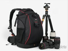 #Waterproof backpack #camera bag 1 for canon eos t3i #1100d 600d 300d 500d 7d 350, View more on the LINK: http://www.zeppy.io/product/gb/2/191778015543/