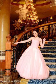 Teen acoustic star Yssa Muhlach Alvarez had a pretty-in-pink birthday celebration. Birthday Celebration, Pretty In Pink, Ball Gowns, Birthdays, Tulle, Formal Dresses, Celebrities, Acoustic, Ph
