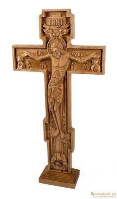 Крест резной (ПД003973) - купить в интернет магазине Axios