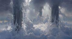 Halo 4 Wraparound Concept Art