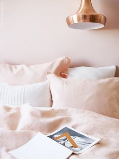 Rose Quartz Bedding