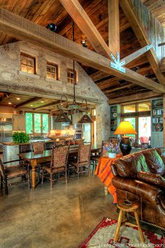 Barn House Interiors texas country barn home | heritage restorations | my architectural