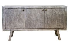 Gustave Sideboard by Madera Home made with reclaimed Chinese woods from the Qing dynasty.