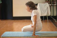 """Worlds oldest yoga teacher is 93. """"a miracle means only to see that which is inside of you. If it's inside, I can do it."""""""