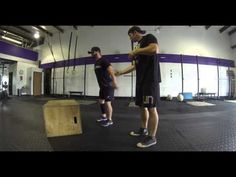 tips on standing box jumps with World Record Holder Ryan Moody