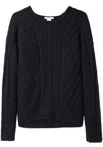 Helmut Lang / Shifting Knit Pullover