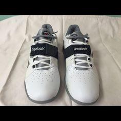 Reebok Crossfit Oly U-Form Lifters. Shop Women s Reebok White Gray size 11 Athletic  Shoes ... 61633ac9e