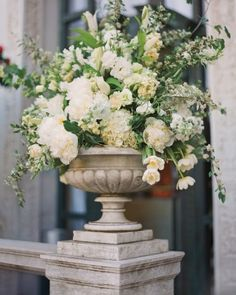 """See the """"Ceremony Markers"""" in our A Formal Ballroom Wedding in a Historic Mansion in San Francisco, California gallery"""