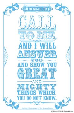 I love that we can just call on God. Such a simple task but we make it so difficult sometimes.