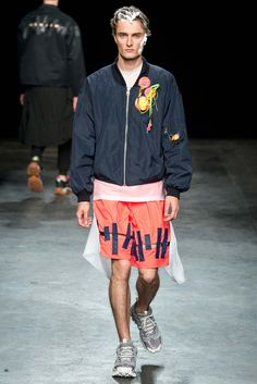 London Collections Men | Christopher Shannon