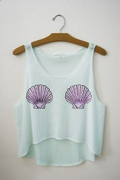 Mermaid Shirt. I need this!!!
