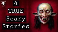 4 Scary TRUE Stories - Skinwalker, Intruder, Paranormal