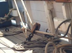 Cutty Sark Tall Ships Race 1997, (Spirit of Scotland) by Jimmy1361, via Flickr
