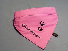 Weiteres - Mit Wunschnamen besticktes Hundehalstuch - ein Designerstück von Taeschli-und-co bei DaWanda
