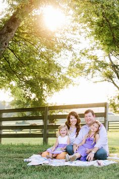 Lowery Family // Spring Hill, TN Photos by Amelia J. Moore // www.ameliajmoore.com