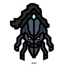 #zealot #protos #starcraft #Blizzard #star #character #design #스타 #스타크래프트 #질럿 #프로토스