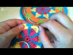 ЖАККАРД КРЮЧКОМ Ч.2 Crochet Quilt, Crochet Cross, Tapestry Crochet, Easy Crochet, Crochet Stitches, Knit Crochet, Inkle Weaving, Card Weaving, Macrame Patterns