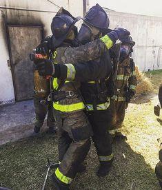 Firefighter Apparel, Firefighter Paramedic, Volunteer Firefighter, Firefighter Photography, Fire Training, First Response, Firemen, Motivational Pictures, Firefighting