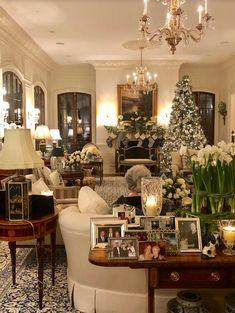 Family Room For Christmas