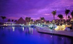 Moon Palace Resort, Cancun, Mexico #honeymoon favorite-places-and-spaces