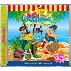 Bibi Blocksberg … und Die Piraten Folge 68