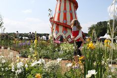 Holker Garden Festival