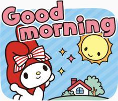 Good Afternoon, Good Morning Good Night, Melody Hello Kitty, My Melody Wallpaper, Download Camera, Sanrio Characters, Wholesome Memes, Kawaii Cute, Rose Tattoos
