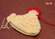 Crochet Chart, Crochet Stitches, Crochet Chicken, Pot Holders, Knitted Hats, Knitting, Mini, Crochet Crop Top, Crochet Accessories