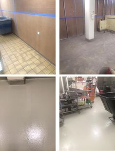 New Project: the Robert Wood Johnson Hospital Kitchen, New Brunswick, NJ