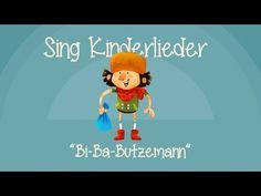Es tanzt ein Bi-Ba-Butzemann - Kinderlieder zum Mitsingen | Sing Kinderlieder - YouTube