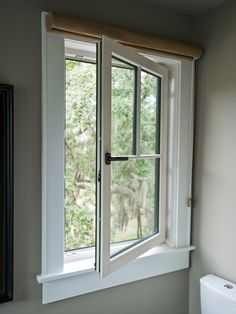 German-manufactured windows are both good looking and hardworking: models installed at HGTV Dream Home are energy-efficient and tested to withstand hurricane-force winds...