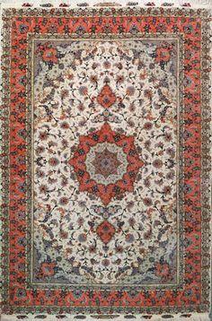 Tabriz Persian Rug, Buy Handmade Tabriz Persian Rug 6 7 x 9 11, Authentic Persian Rug $6,880.00