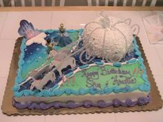 Coolest Cinderella Cakes on the Webs Largest Homemade Birthday