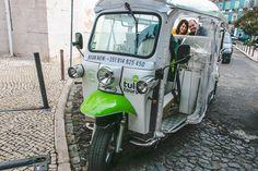EcoTuk-Tuking in Alfama // Lisbon, Portugal – The Overseas Escape