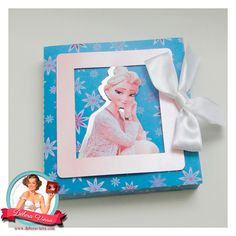 Convite Frozen Love Silhouette, Paper Box Template, Php, Girl Birthday, Amanda, Scrap, Templates, Frame, Frozen Invitations